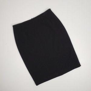 Calvin Klein Black Skirt Size 4